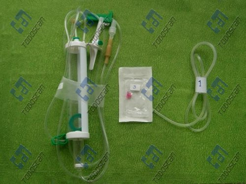 Infusion Set With Burette