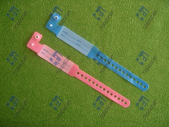 Infant ID Band Write on type