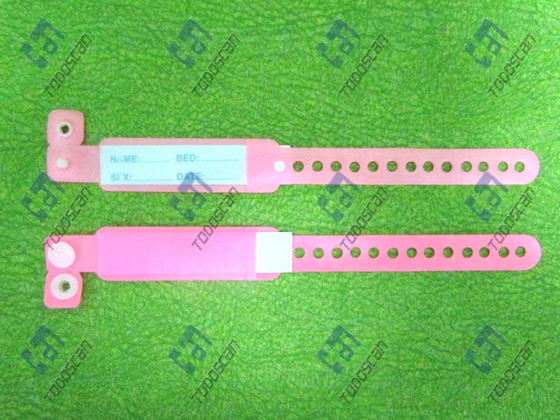 Infant ID Band Insert card type