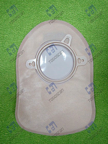 Two-piece Closed Colostomy Bag
